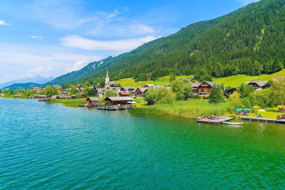 Oostenrijk - Weissensee