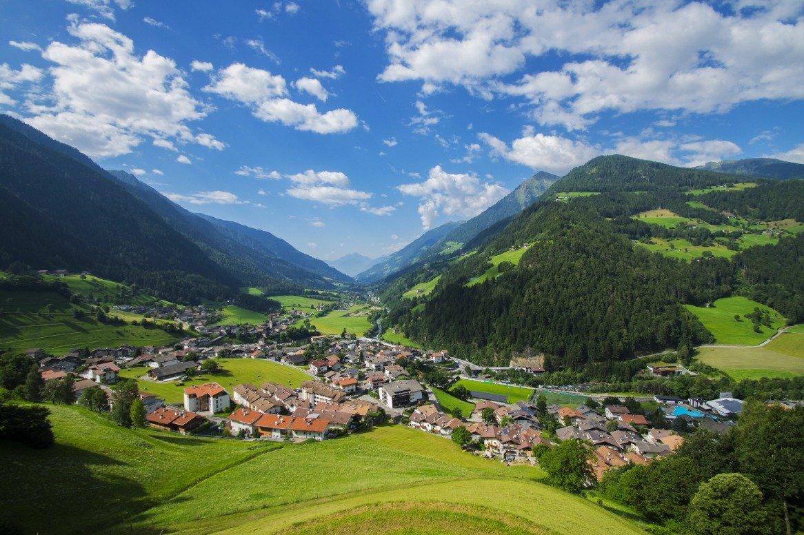 Italië - Zuid-Tirol - Sankt Leonhard in Passeier