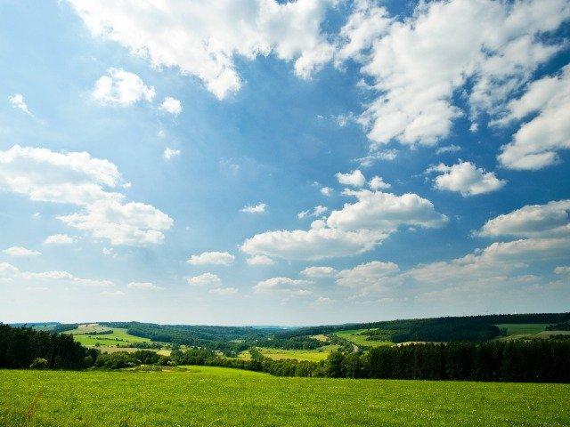 Duitsland - Westerwald - landschap