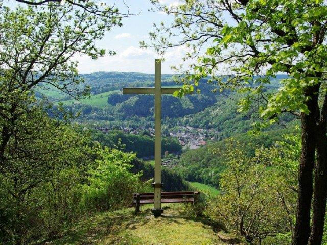 Duitsland - Westerwald - uitzicht