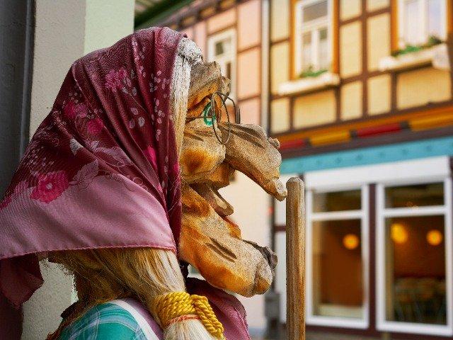 Duitsland - Harz - Wernigerode heks