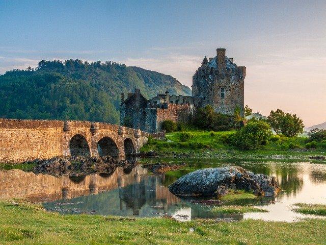Schotland - Eilean Donan kasteel