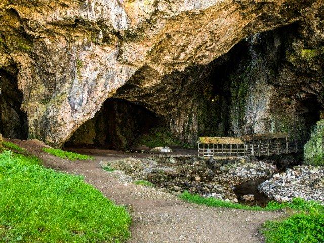 Schotland - Smoo grot