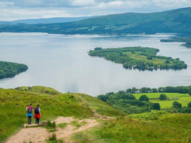 Schotland - Loch Lomond