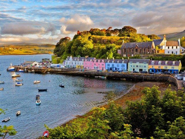 Schotland - Portree