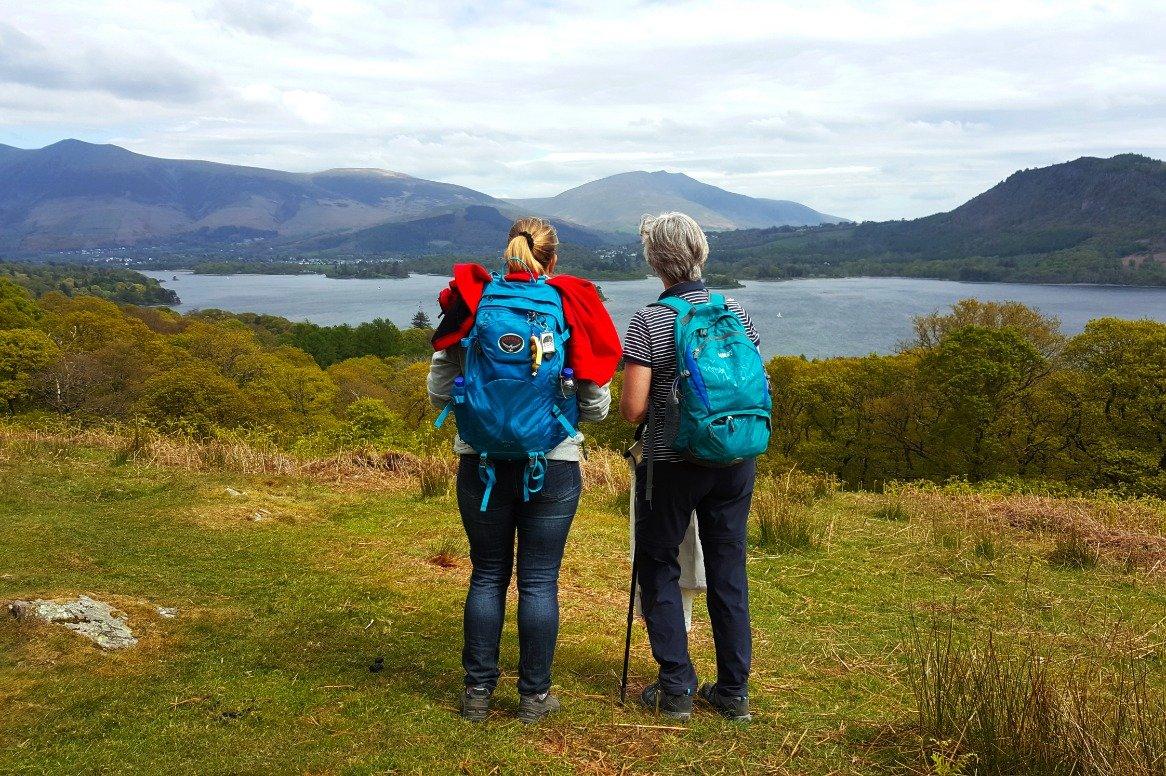 Schotland - Derwent Water - wandelen