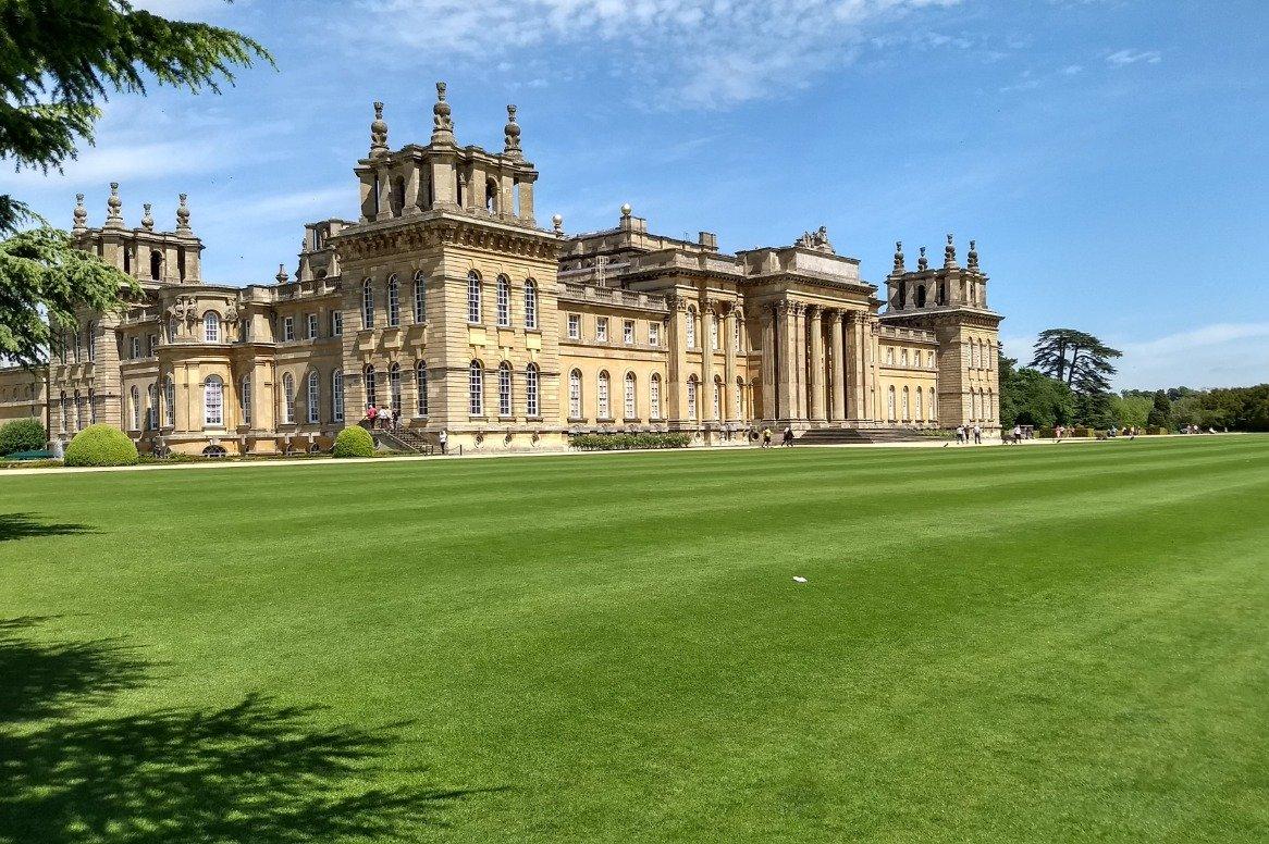 Zuid-Engeland - Blenheim Palace