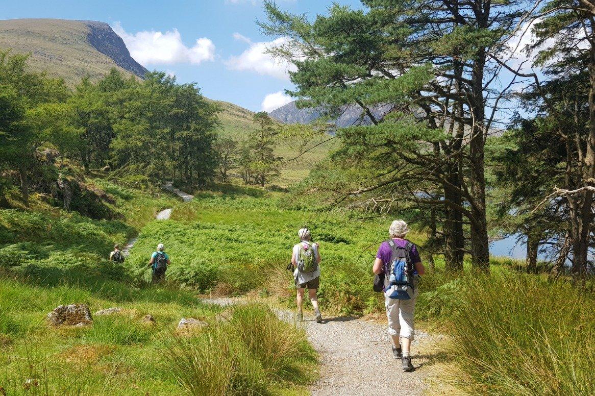Wales - Snowdonia nationaal park - wandelen