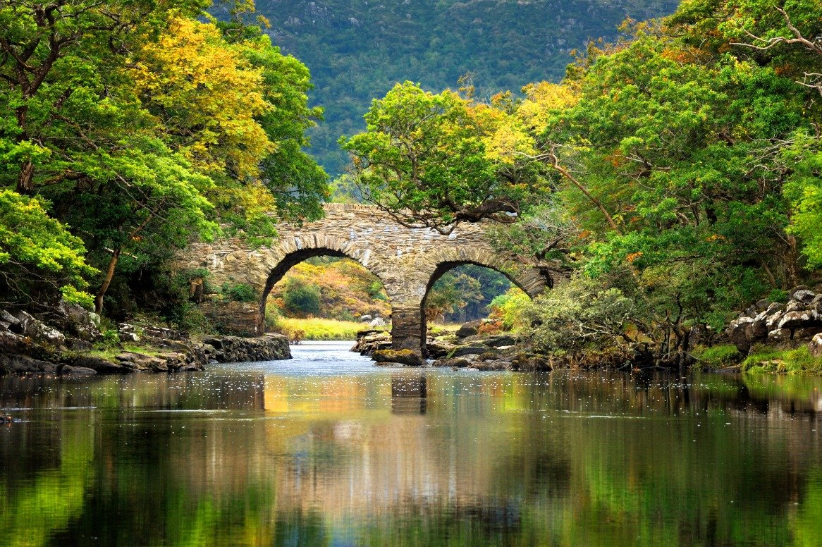 Ierland - National Park Killarney