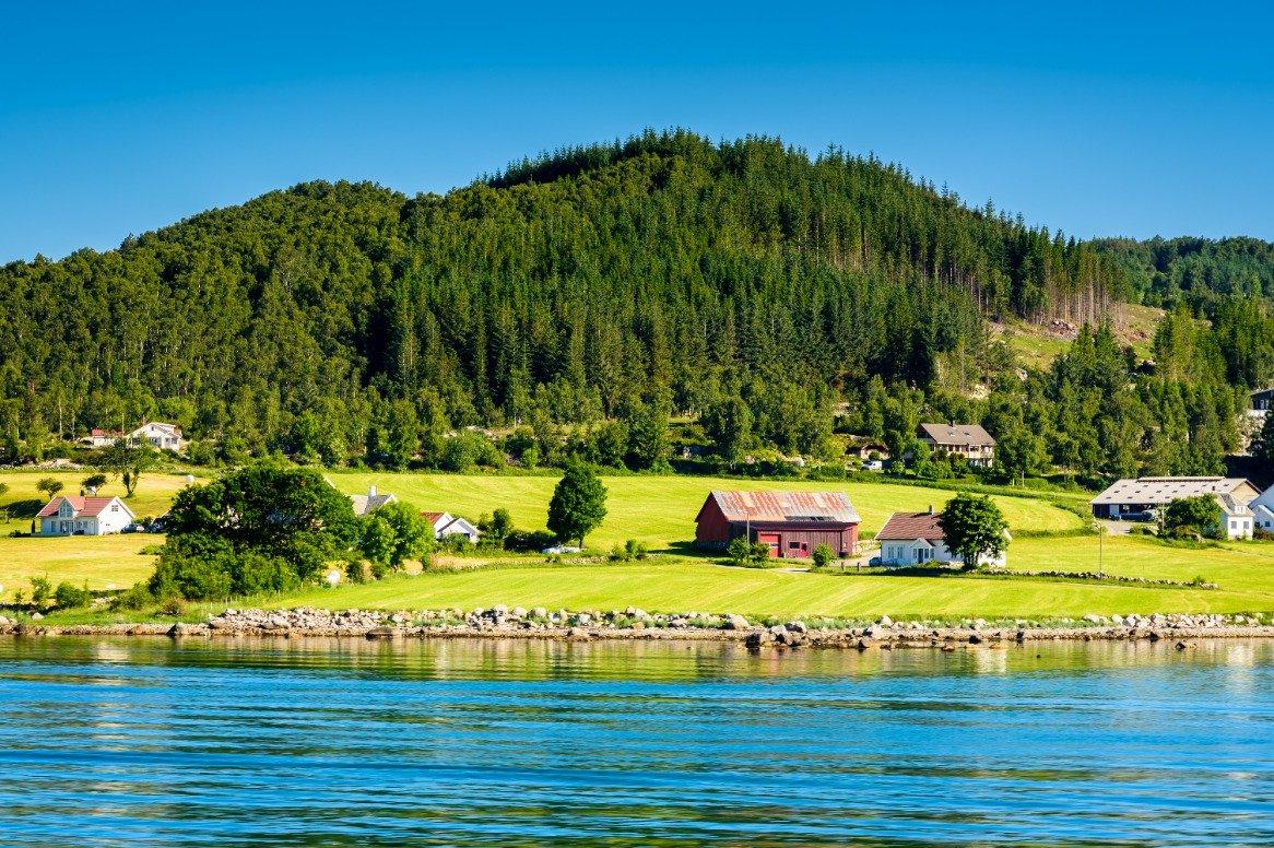 Noorwegen - uitzicht