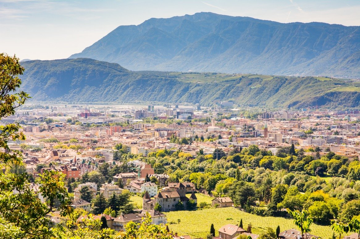 Italië - Zuid-Tirol - Bolzano