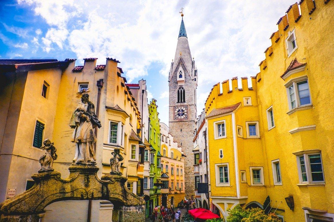 Italië - Zuid-Tirol - Bressanone