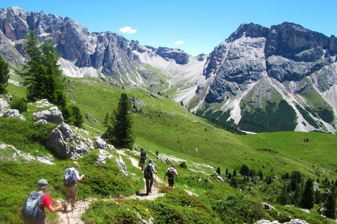Italië - Dolomieten - wandelen