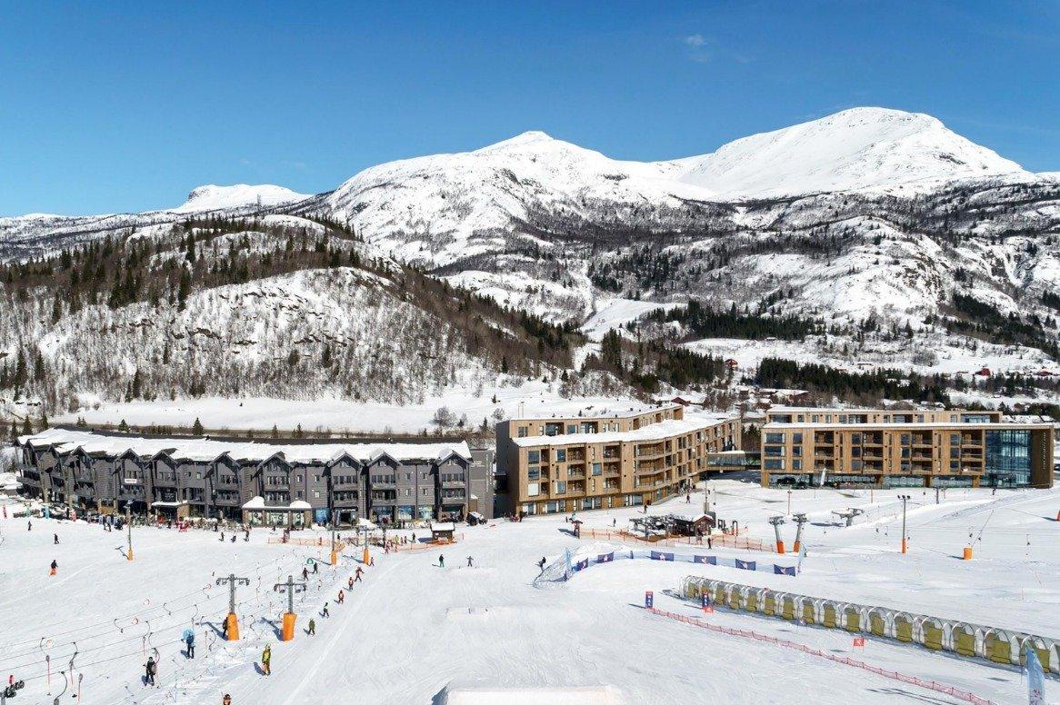 Hemsedal - SkiStar Lodge Suites - exterieur
