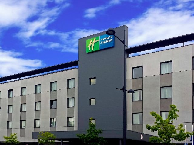 Bilbao - Holiday Inn Express - exterieur