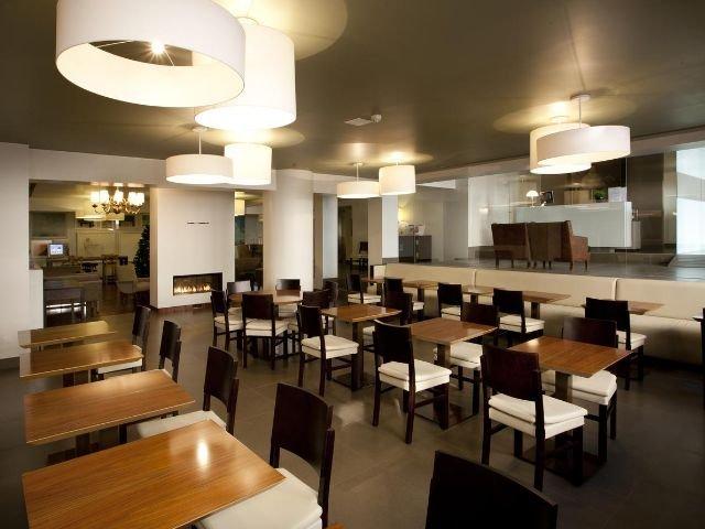 Porto - Antas Hotel - restaurant