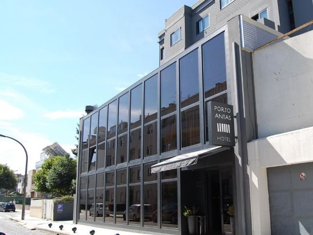 Porto - Antas Hotel - exterieur