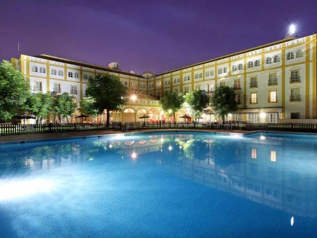 Sevilla - Exe Gran Hotel Solucar - exterieur