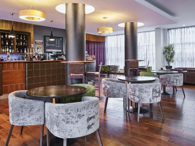 Swindon - Jurys Inn - restaurant