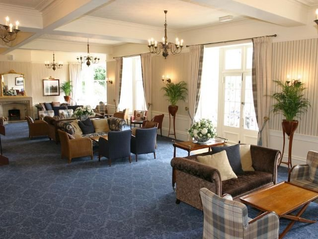 Grantown-on-Spey - Craiglynne Hotel - lobby