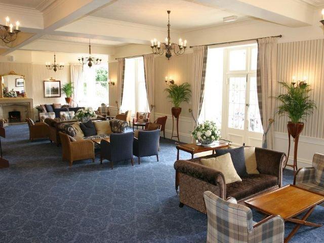 Grantown-on-Spey - Craiglynne Hotel - lobby