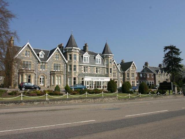 Grantown-on-Spey - Craiglynne Hotel - vooraanzicht