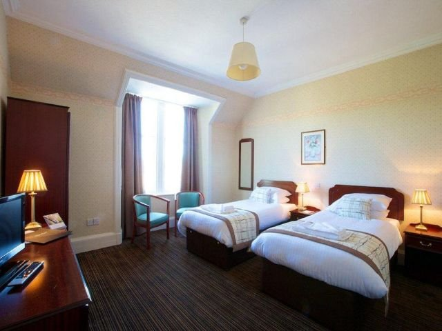 Thurso - Muthu Royal Hotel - 2-persoonskamer