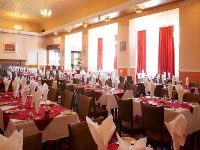 Thurso - Muthu Royal Hotel - restaurant