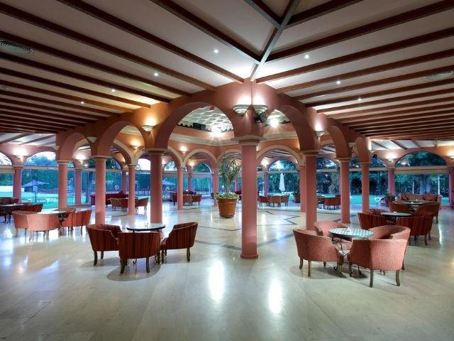 Sevilla - Exe Gran Hotel Solucar - interieur