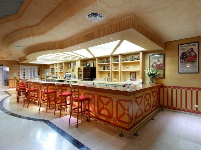 Sevilla - Exe Gran Hotel Solucar - bar