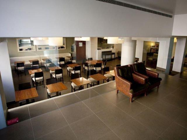 Porto - Antas Hotel - lobby
