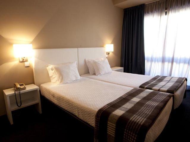 Porto - Antas Hotel - 2-persoonskamer