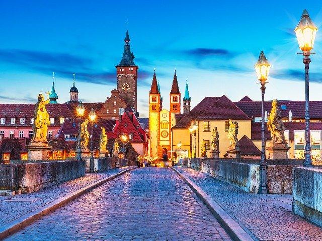 Duitsland - Würzburg
