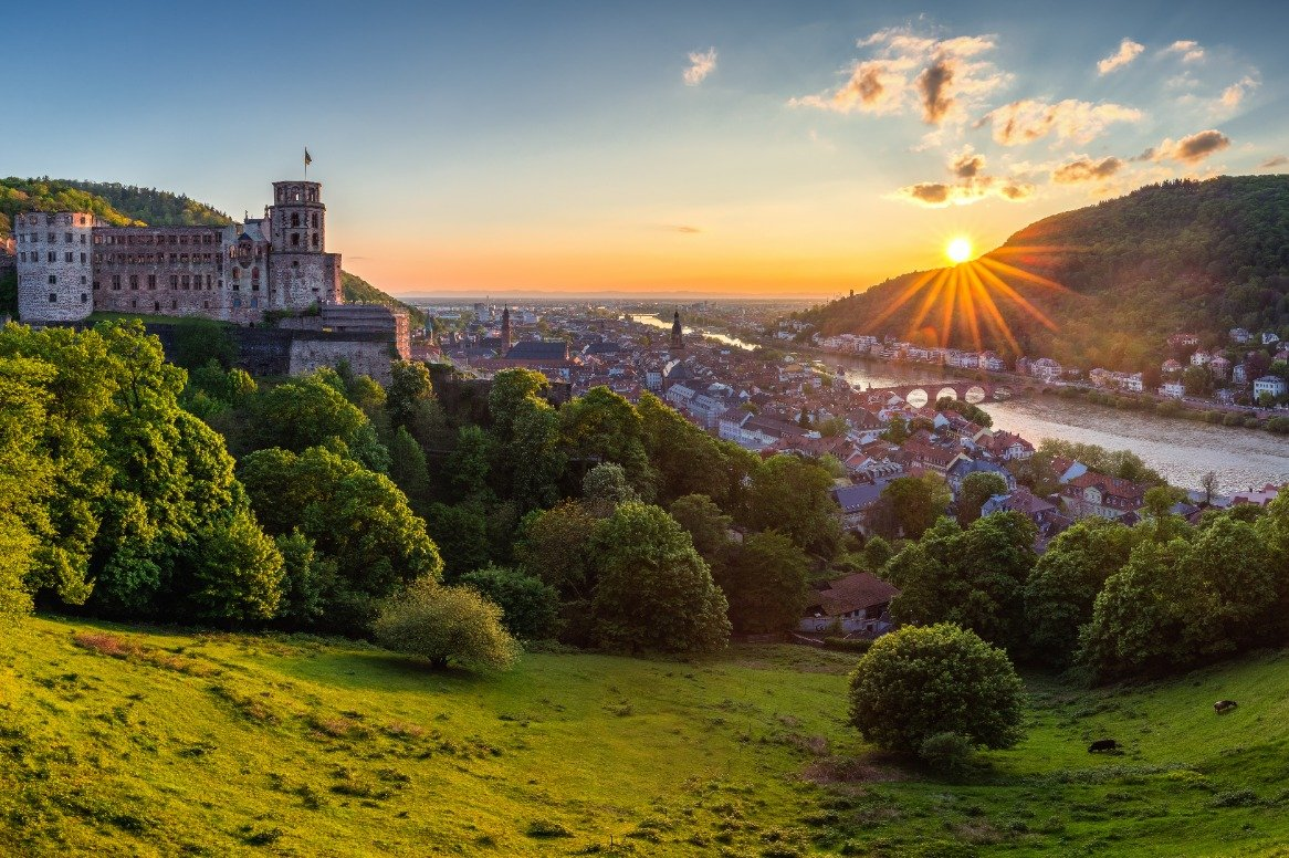 Duitsland-Heidelberg