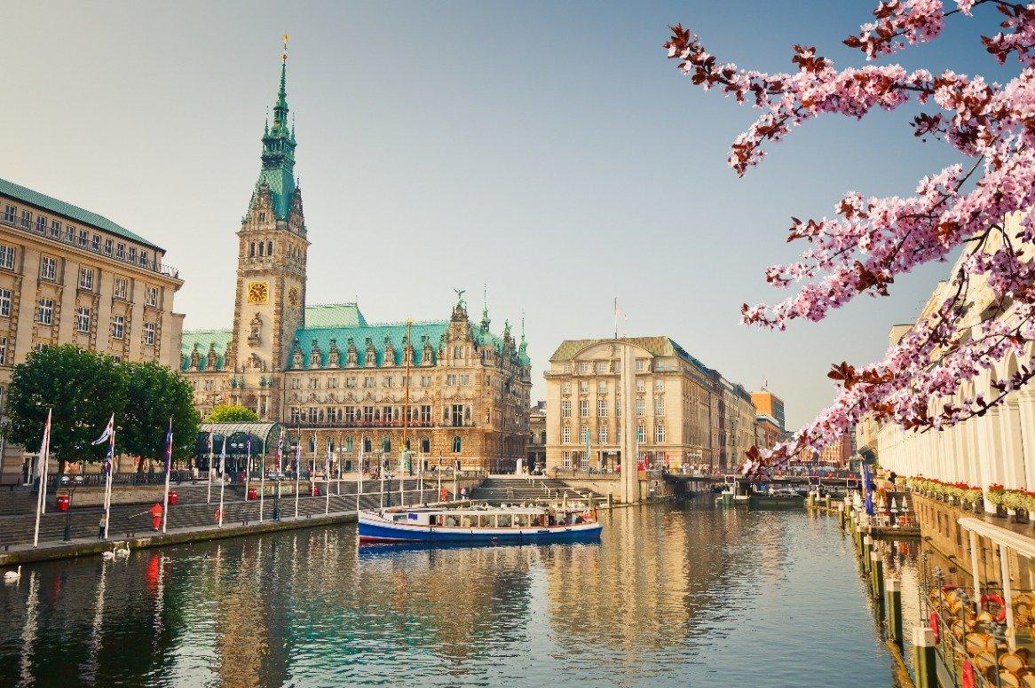 Duitsland-Hamburg