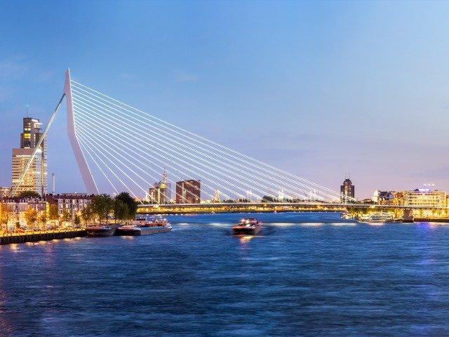 Oudhollandse steden & tulpenvelden - Rotterdam