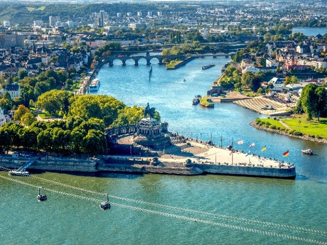Excellent over de romantische Rijn - Koblenz