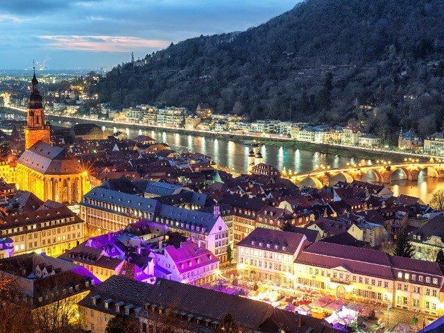 Kerstmarktcruise van Düsseldorf naar Mainz - Heidelberg
