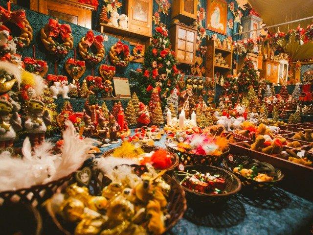 Kerstmarktcruise van Düsseldorf naar Mainz - Straatsburg