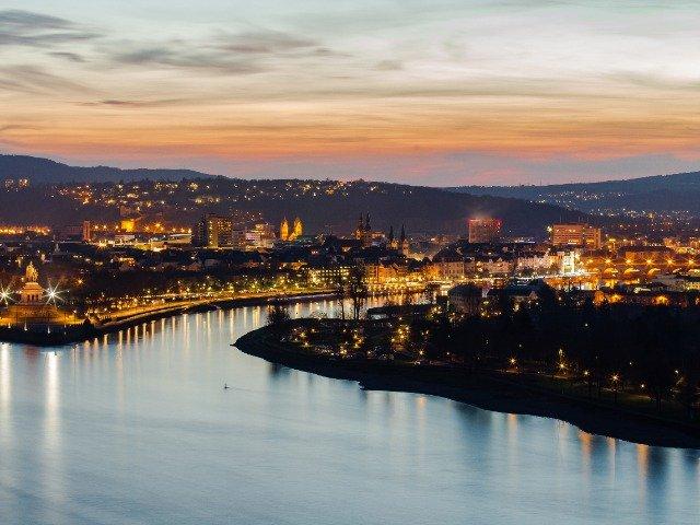 Nieuwjaarscruise over de Rijn - Koblenz