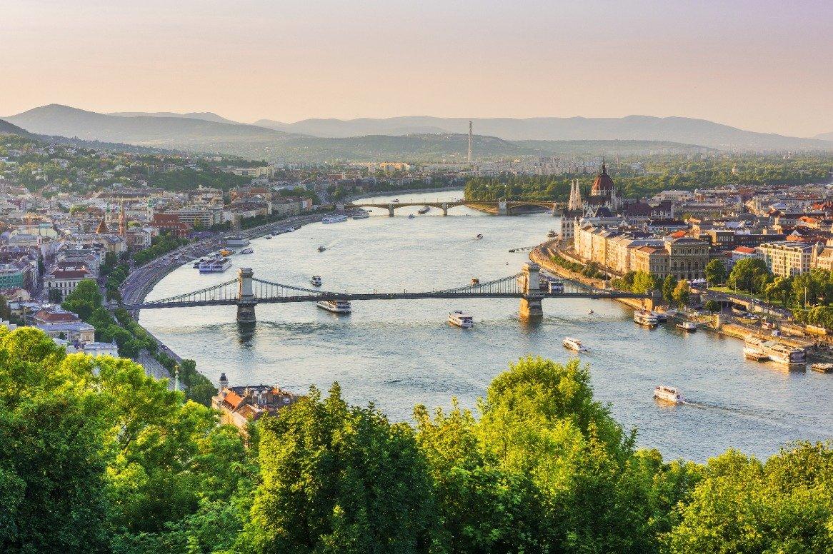 Cruise Hoogtepunten langs de Donau