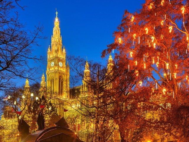 Kerstcruise over de Donau - Wenen