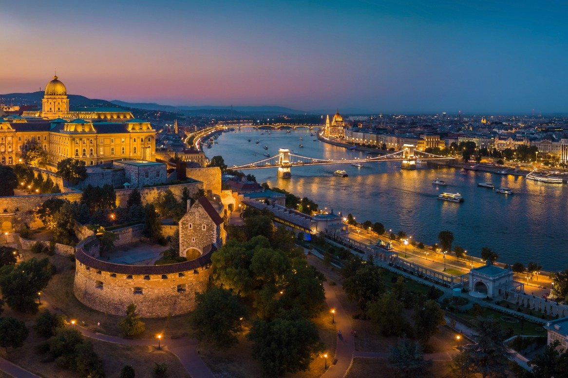 Kerstcruise over de Donau - Budapest