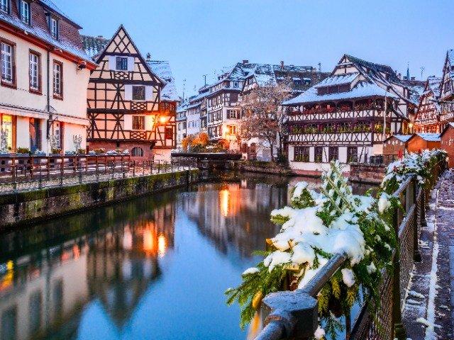 Frankrijk-Straatsburg