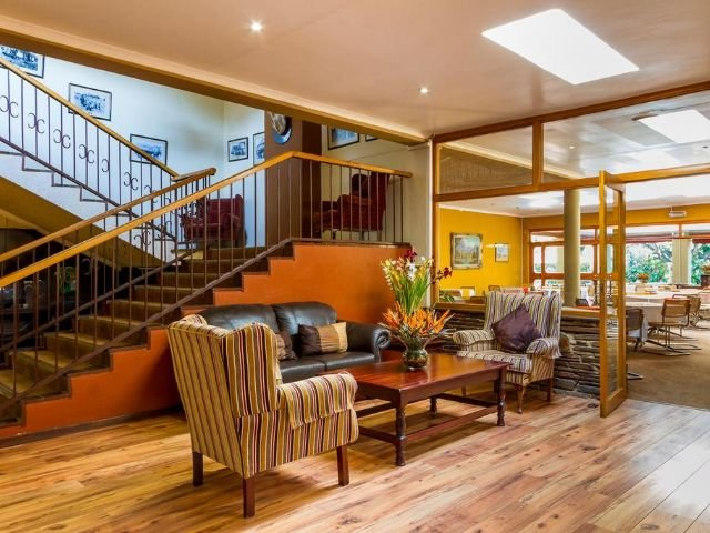 hotel numbi - lounge