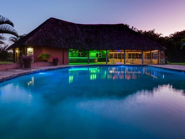 protea hotel umfolozi - zwembad