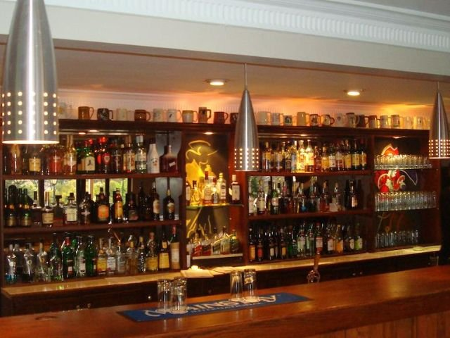mont aux sources hotel - bar