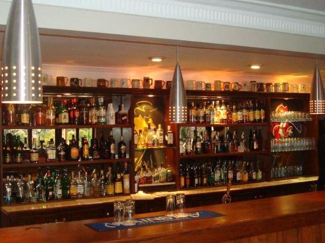 mont aux sources hotel - bar