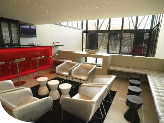urban hotel - bar