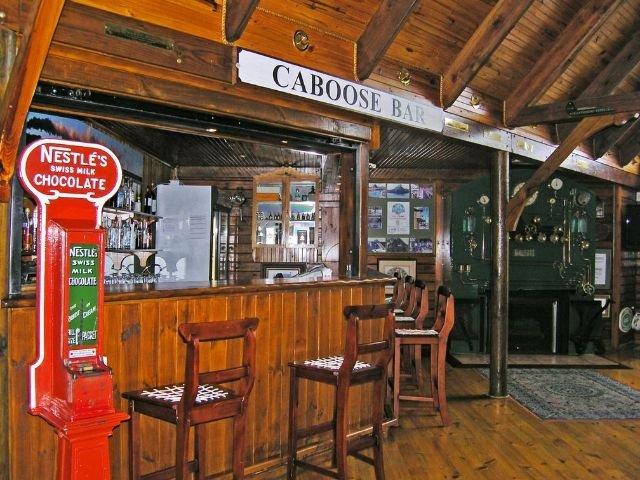 the graywood hotel - bar